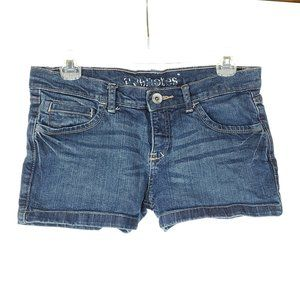 BLUENOTES Jean Shorts Low Rise Stretch Size 28